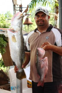 There were heaps of good fish weighed-in over the two day King Ash Bay Classic Fishing Competition.