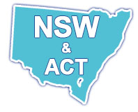 STATE ICON - NSW and ACT