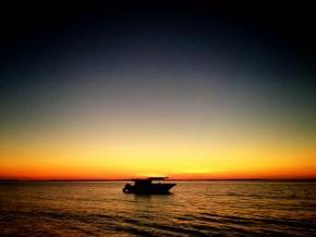 Sunset at Vanderlin