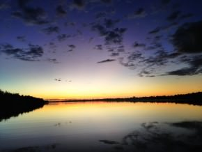 King Ash Bay Sunrise Mcarthur River