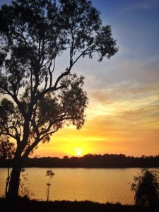 McArthur River Sunset King Ash Bay