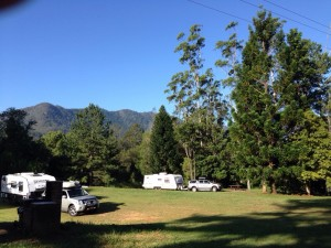 Roses Park Camping Thora