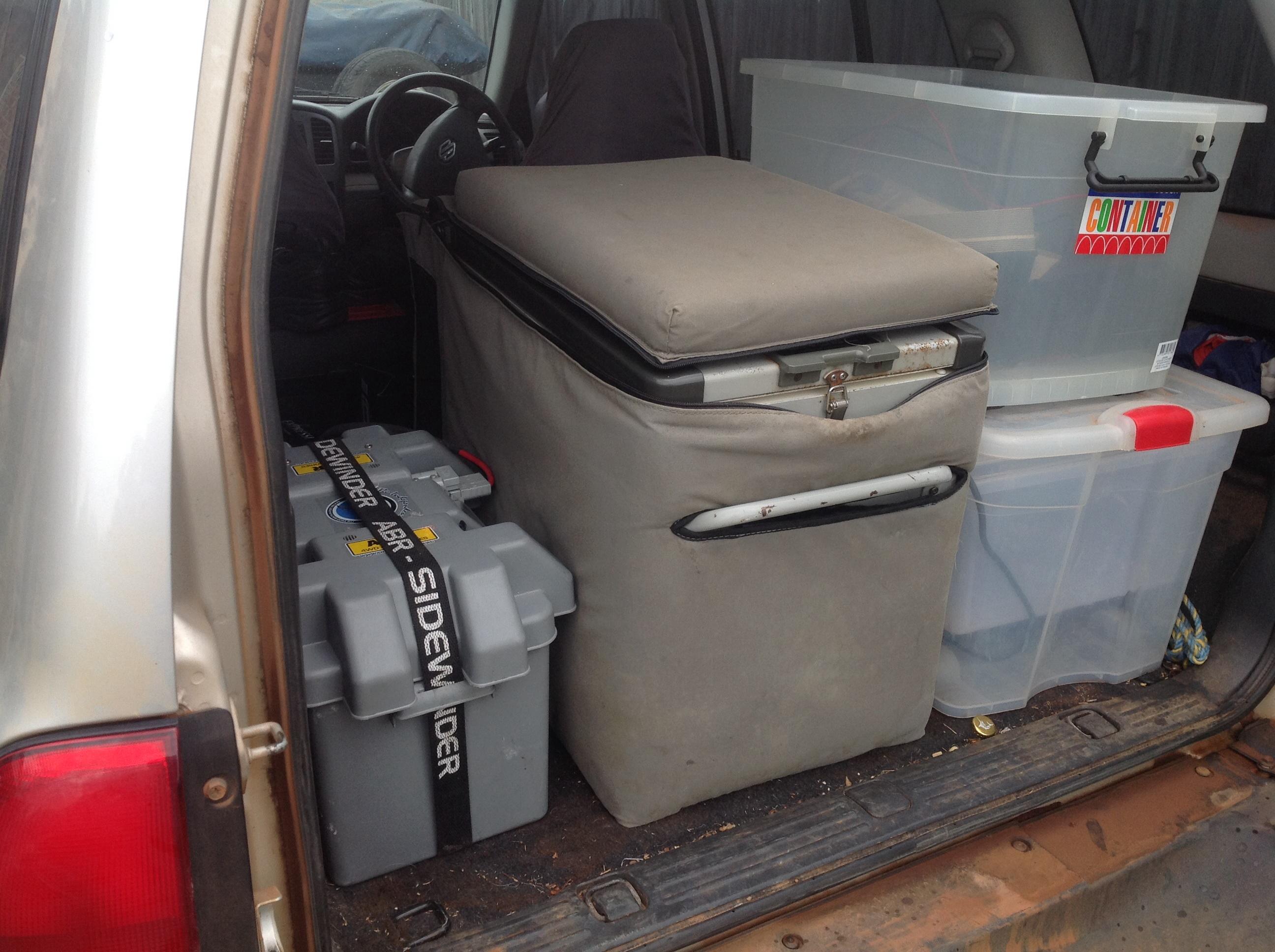 Car Fridge & Battery Setup Explained – Naive Nomads