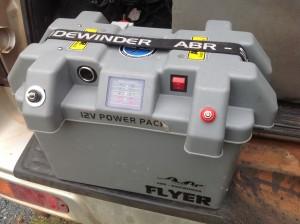 ABR Sidewinder Flyer