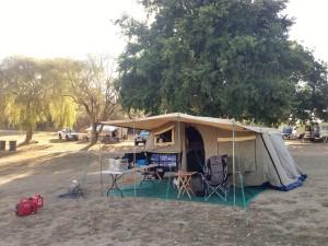 Carcoar Dam Camping