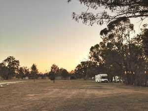 Mendooran Rest Area Camping