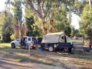 Wagga Wagga Beach Caravan Park Camping