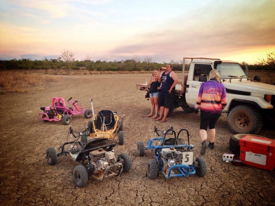 Off Road Drifter Karts / Buggies Review  200cc 6 5hp – Naive Nomads