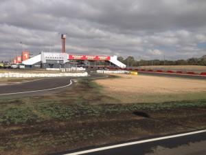 Bathurst Track Drive