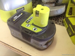 Ryobi One Plus Review Battery