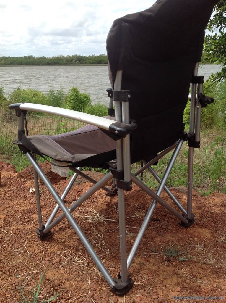 OzTent King Kokoda Camping Chair Review