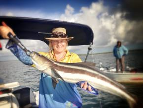 Jazz Cobia Pellew Islands