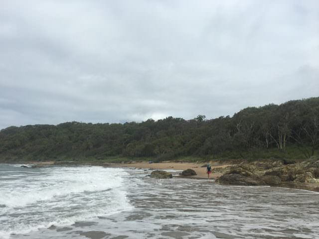 Workman's Beach Camping Area, Agnes Water, QLD – Near Seventeen Seventy (1770)